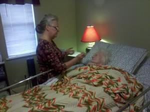 Linda & Granny 2